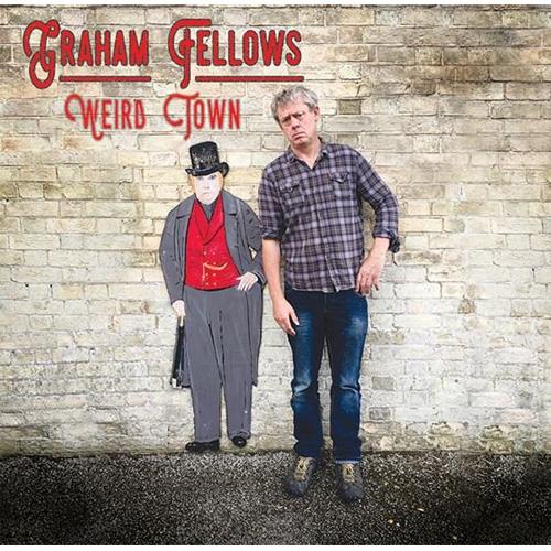 GRAHAM FELLOWS / グラハム・フェロウズ / WEIRD TOWN