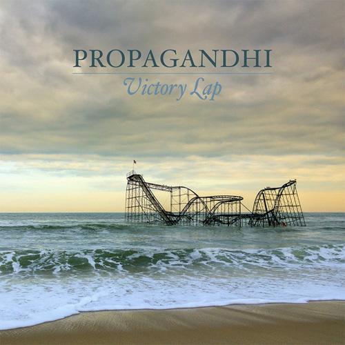 PROPAGANDHI / プロパガンディ / VICTORY LAP