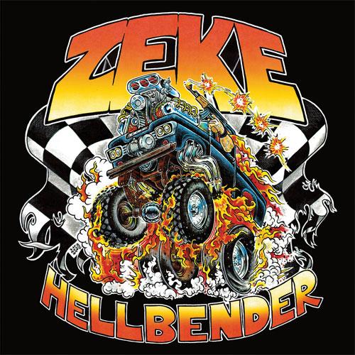 ZEKE / ジーク / HELLBENDER