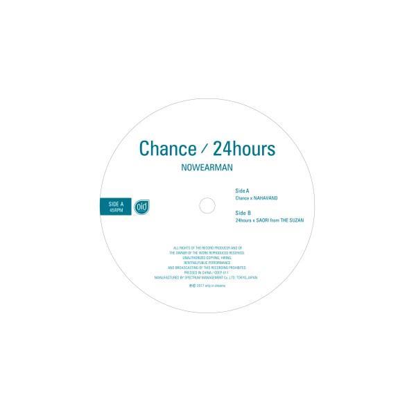 NOWEARMAN / ノ-ウエアマン / Chance