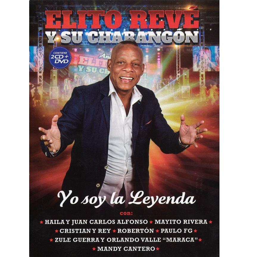 ELITO REVE Y SU CHARANGON / エリオ・レヴェ・イ・ス・チャランゴン / YO SOY LA LEYENDA