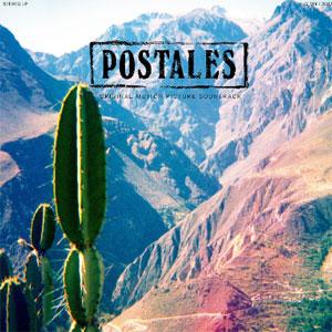 LOS SOSPECHOS / POSTALES (SOUNDTRACK) (LP)