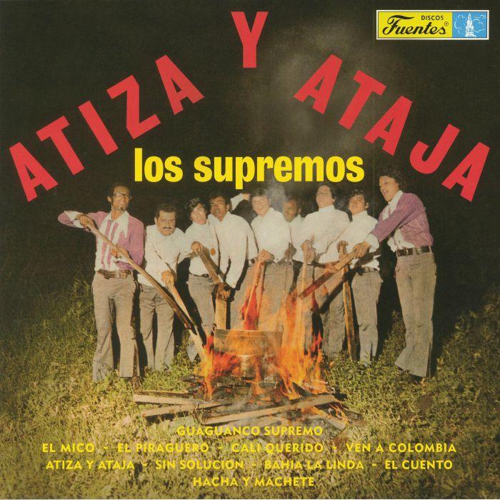 LOS SUPREMOS / ロス・スプレモス / ATIZA Y ATAJA