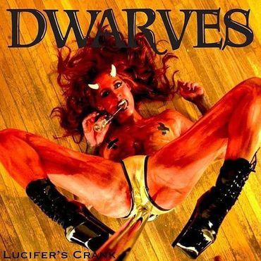 """DWARVES / ドワーヴス / LUCIFER'S CRANK (12"""")"""