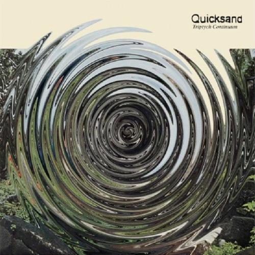 "QUICKSAND / クイックサンド / TRIPTYCH CONTINUUM (12"")"