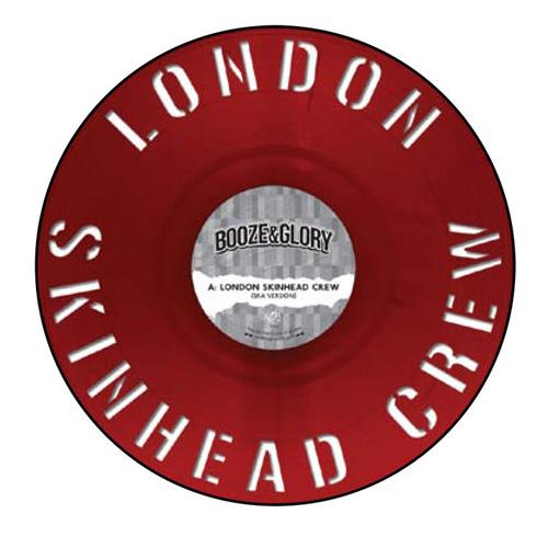 "BOOZE & GLORY / LONDON SKINHEAD CREW (12"")"