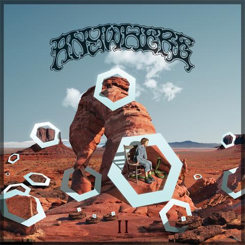 ANYWHERE / ANYWHERE II (LP)