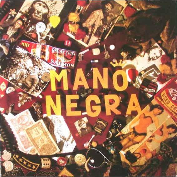 MANO NEGRA / マノ・ネグラ / PATCHANKA