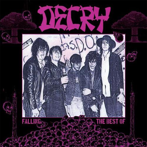 DECRY / ディクライ / FALLING - THE BEST OF (LP)
