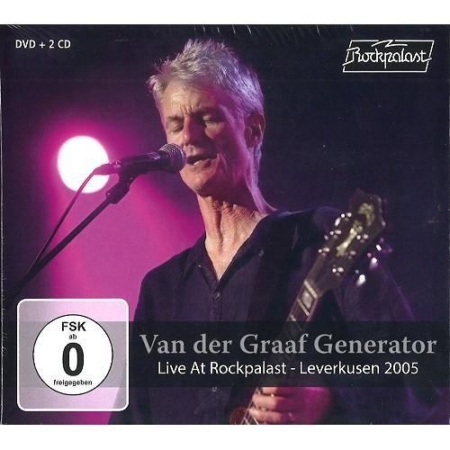 VAN DER GRAAF GENERATOR / ヴァン・ダー・グラフ・ジェネレーター / LIVE AT ROCKPALAST: LEVERKUSEN 2005
