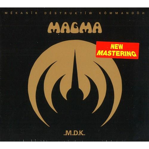 MAGMA (FRA) / マグマ / MEKANIK DESTRUKTIW KOMMANDOH - 2017 REMASTER