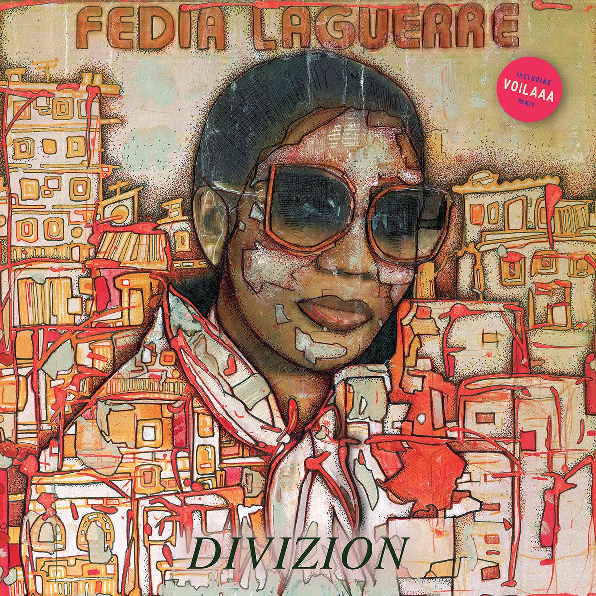FEDIA LAGUERRE / フェディア・ラゲール / DIVIZION