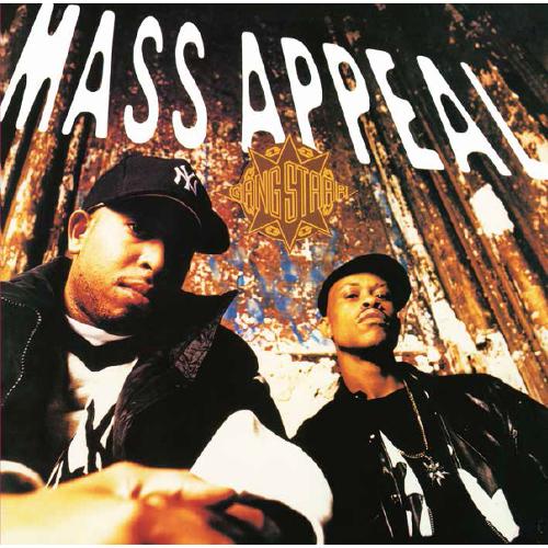 """GANG STARR / ギャング・スター / Mass Appeal 7"""""""