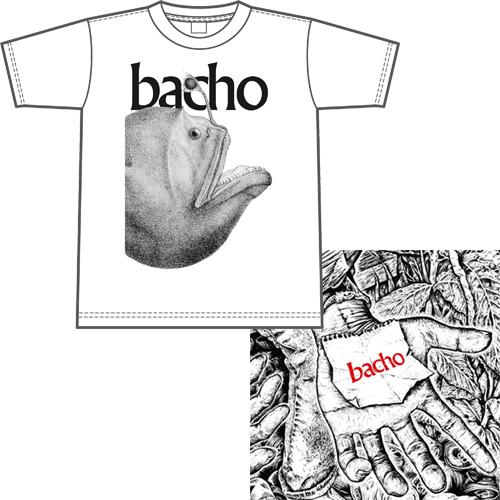 bacho / 海底 Tシャツ付セット / XLサイズ