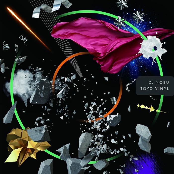DJ NOBU / DJノブ (FUTURE TERROR) / TOYO VINYL