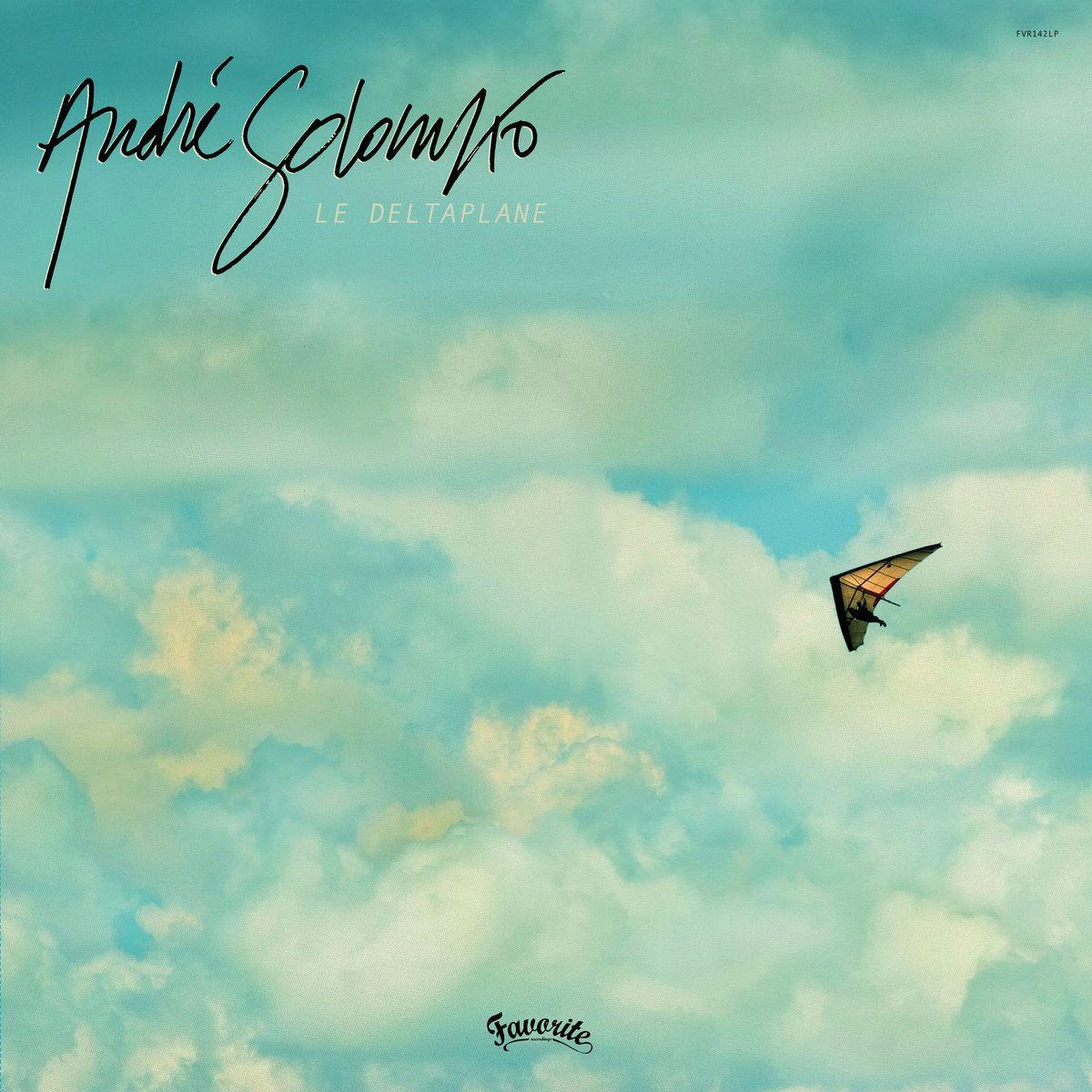 ANDRE SOLOMKO / アンドレ・ソロンコ / LE DELTAPLANE (LP)