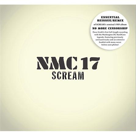 SCREAM (US) / スクリーム / NO MORE CENSORSHIP