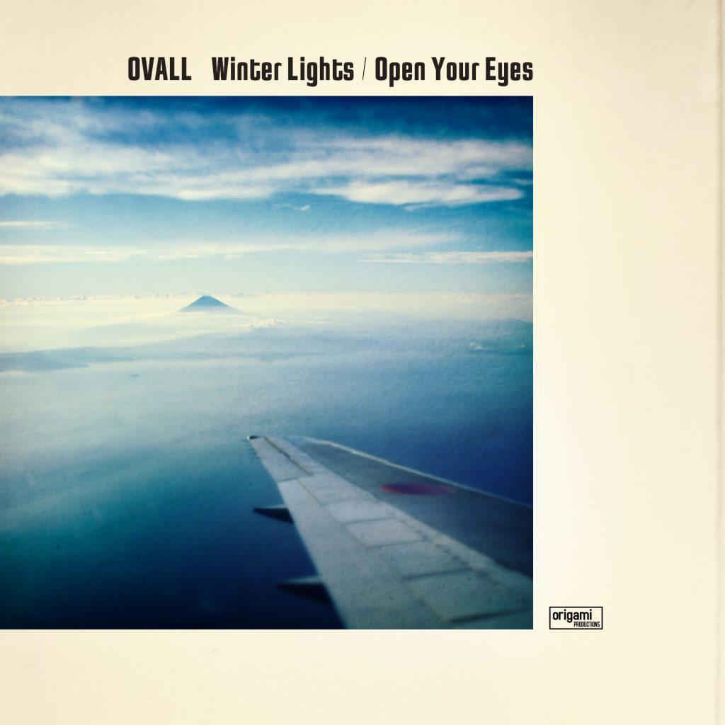 "Ovall / オーバル(Shingo Suzuki / mabanua / 関口シンゴ) / Winter Lights B/W Open Your Eyes 7"""