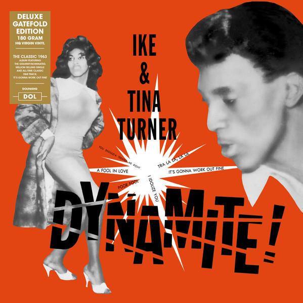 IKE & TINA TURNER / アイク&ティナ・ターナー / DYNAMITE (LP)