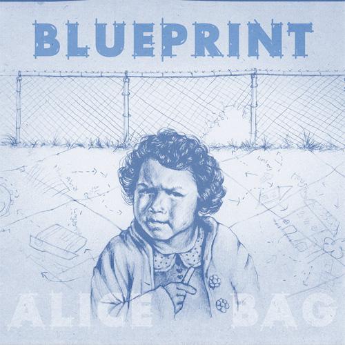 ALICE BAG / BLUEPRINT (LP)
