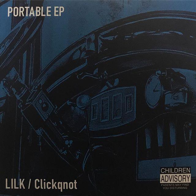 LILK × Clickqnot / PORTABLE EP