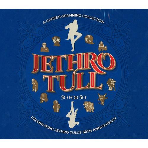 JETHRO TULL ジェスロ・タル / 50 FOR 50