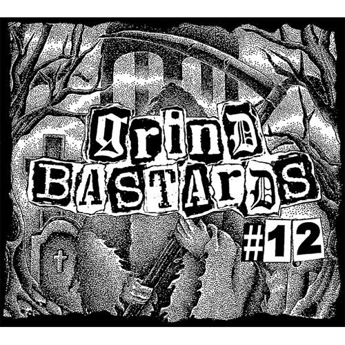 VA (GRIND FREAKS) / GRIND BASTARDS #12