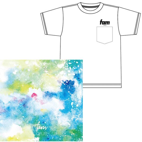 fam / OPUS Tシャツ付セット/S