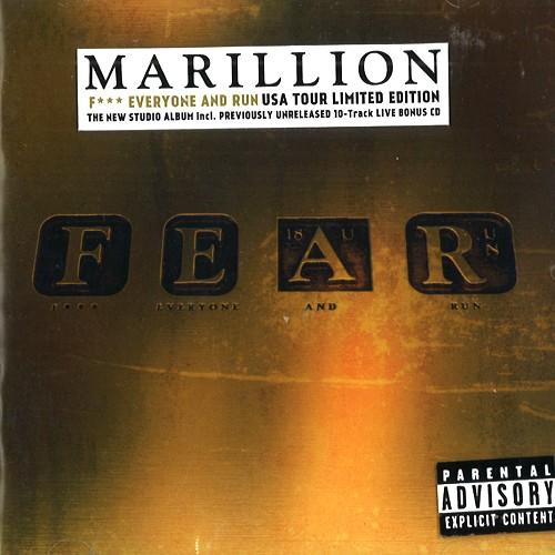 MARILLION / マリリオン / F.E.A.R (F*** EVERYONE AND RUN) : USA TOUR EDITION