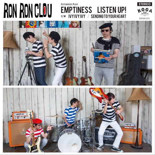 RON RON CLOU / Emptiness / Listen Up! (CD)
