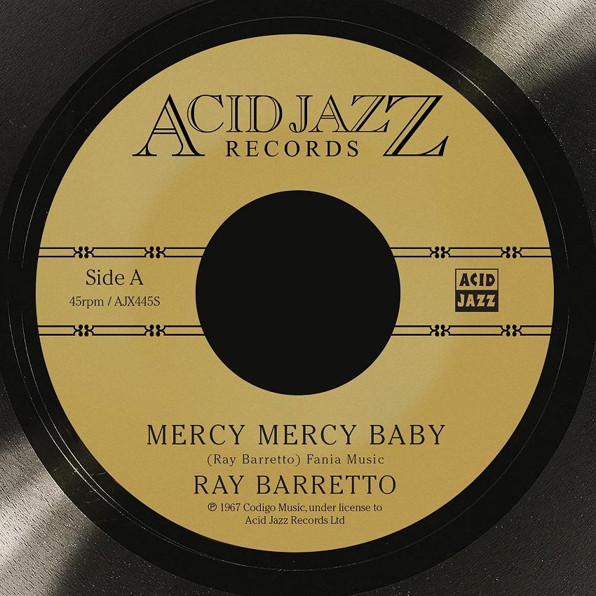 RAY BARRETTO / レイ・バレット / MERCY MERCY BABY