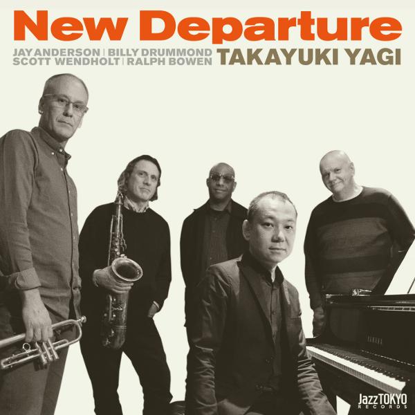 TAKAYUKI YAGI / 八木隆幸 / New Departure(UHQCD)