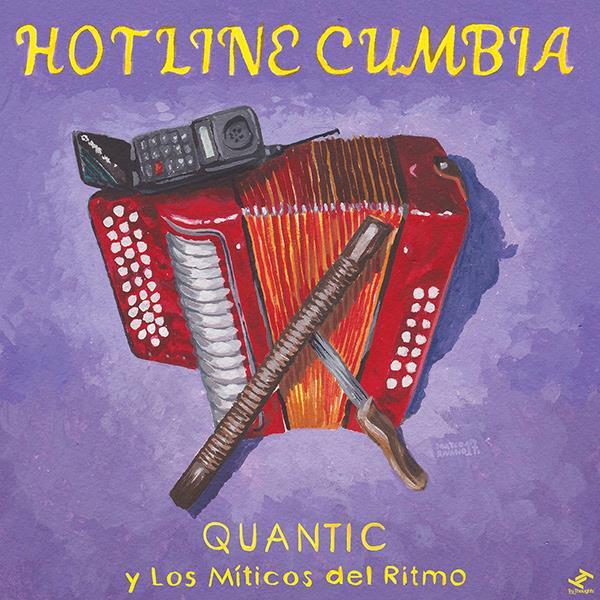 QUANTIC Y SU CONJUNTO LOS MITICOS DEL RITMO / クアンティック & ロス・ミスティコス・デル・リトモ / HOTLINE BLING/DOOMBIA