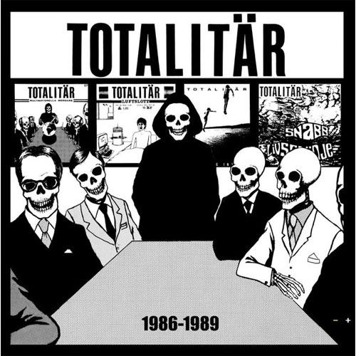 TOTALITAR / 1986-1989 (LP)