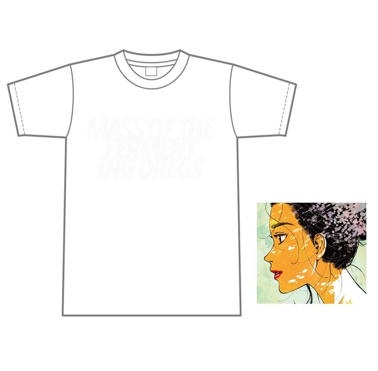 MASS OF THE FERMENTING DREGS / マス・オブ・ザ・ファーメンティング・ドレッグス / No New World Tシャツ付SET Sサイズ