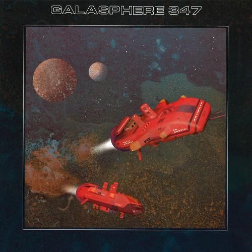 GALASPHERE 347 / GALASPHERE 347: LIMITED SPLATTER VINYL - 180g LIMITED VINYL