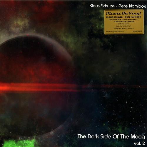 PETE NAMLOOK/KLAUS SCHULZE / ピート・ナムルック・アンド・クラウス・シュルツェ / DARK SIDE OF THE MOOG VOL.2 - LIMITED 180g VINYL