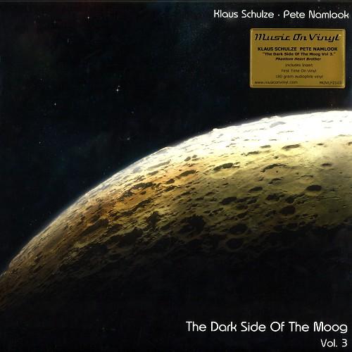 PETE NAMLOOK/KLAUS SCHULZE / ピート・ナムルック・アンド・クラウス・シュルツェ / DARK SIDE OF THE MOOG VOL.3 - 180g LIMITED VINYL