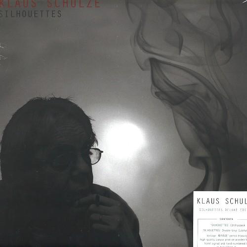 KLAUS SCHULZE  / SILHOUETTES LTD. DELUXE BOX: CD+2LP - LIMITED 500 COPIES BOX