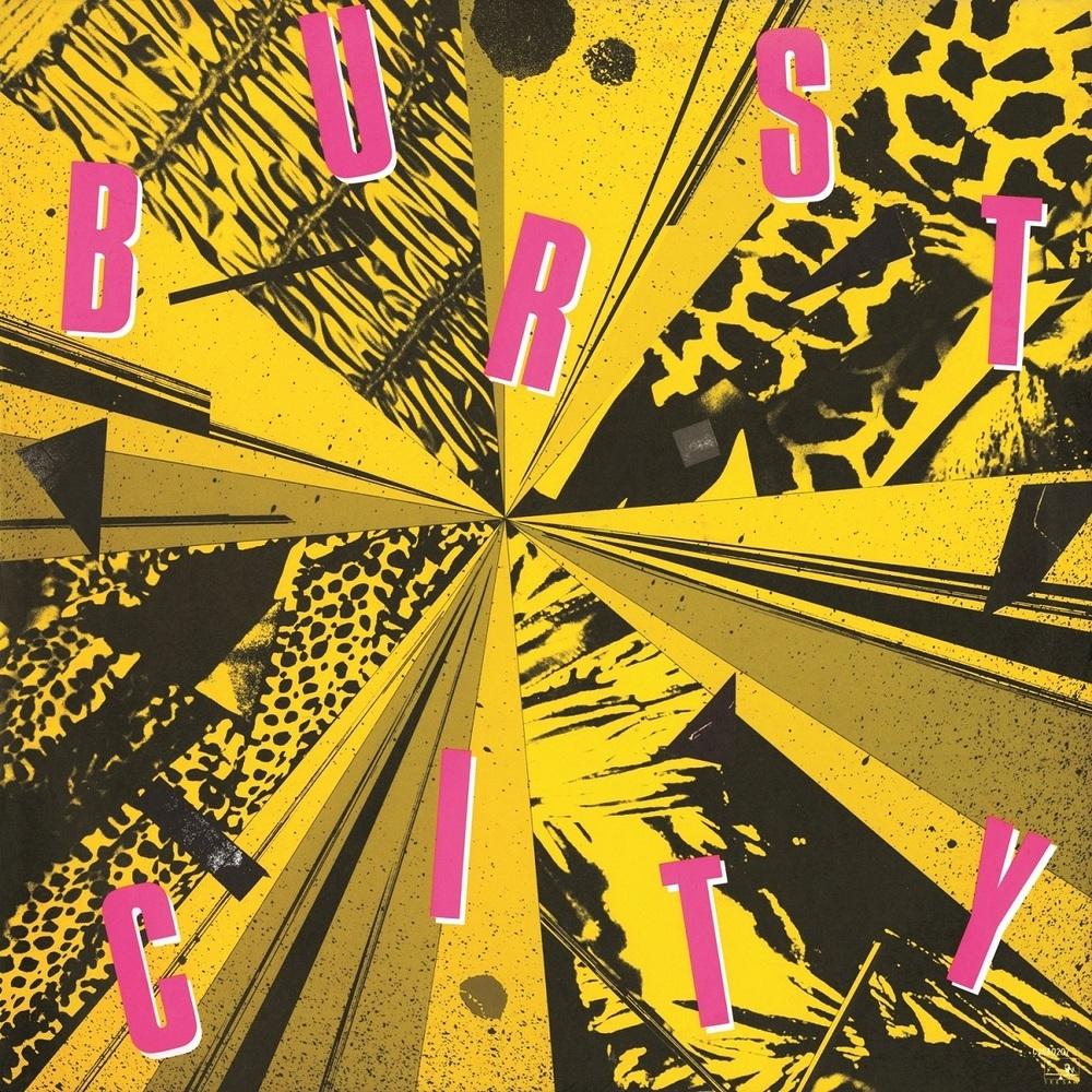 バーストシティー(爆裂都市)オリジナルサウンドトラック / バーストシティ(爆裂都市)