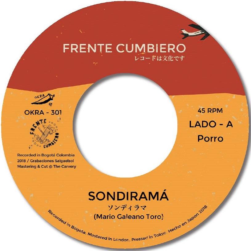FRENTE CUMBIERO / フレンテ・クンビエロ / ソンディラマ / クレマ・メンタル