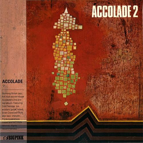 ACCOLADE / アコレード / 2 - DIGITAL REMASTER