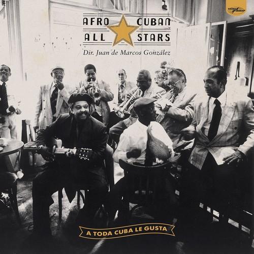 AFRO-CUBAN ALL STARS / アフロ・キューバン・オールスターズ / A TODA CUBA LE GUSTA