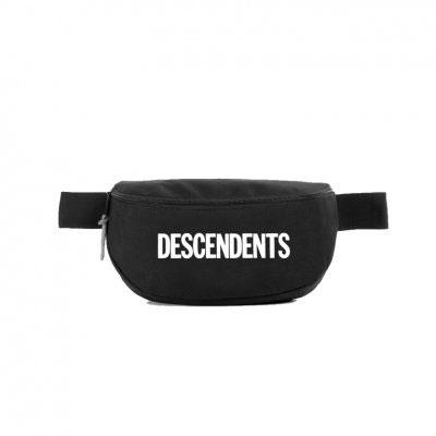 DESCENDENTS / LOGO FANNY PACK (BLACK)