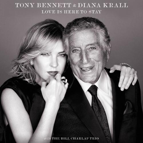 TONY BENNETT & DIANA KRALL / トニー・ベネット&ダイアナ・クラール / ラヴ・イズ・ヒア・トゥ・ステイ(デラックス・エディション)(初回限定盤 SHM-CD+DVD)