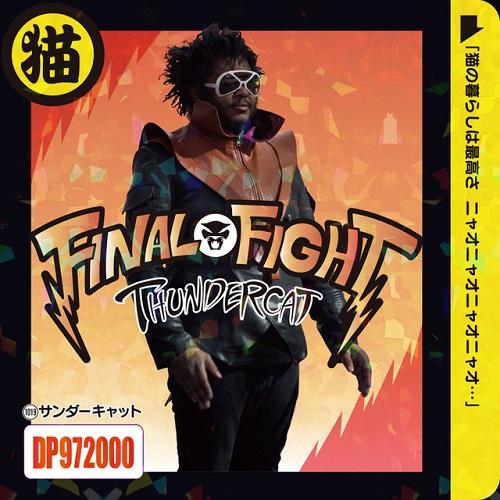 THUNDERCAT / サンダーキャット / Final Fight