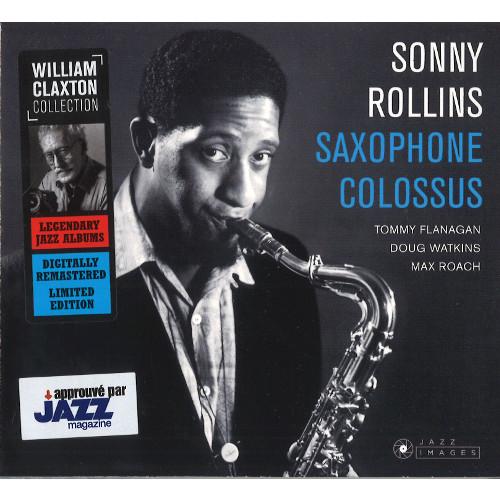 SONNY ROLLINS / ソニー・ロリンズ / Saxophone Colossus