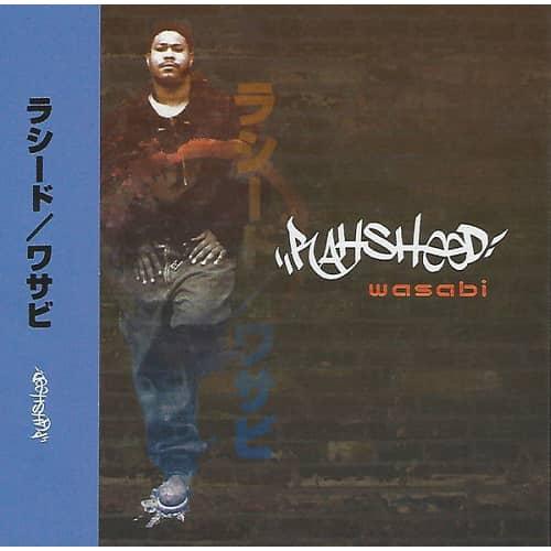 "RAHSHEED / WASABI ""CD"""