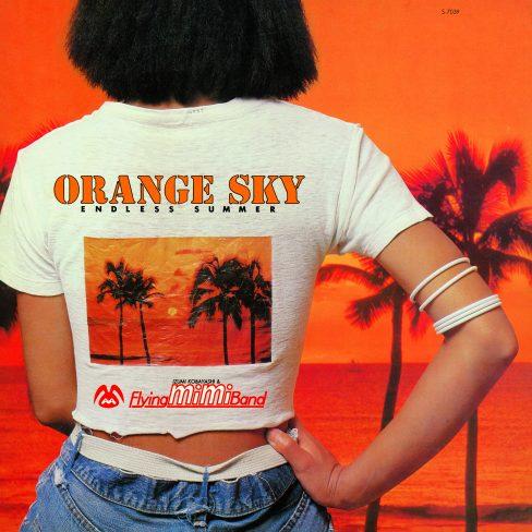 小林泉美&FLYING MIMI BAND / ORANGE SKY -Endless Summer-