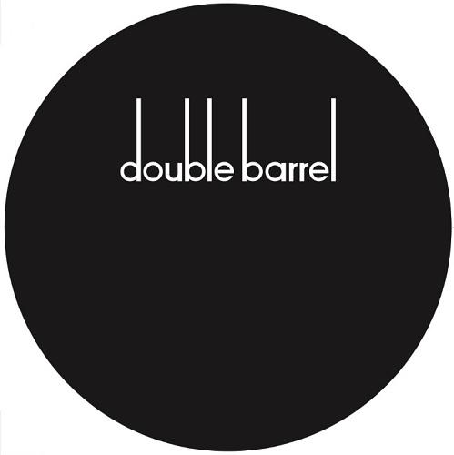 "Double Barrel(Muro&Southpaw Chop)  / M.H. Express / Border Line 7"""